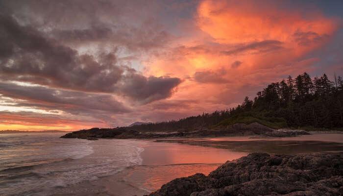 Absheron Peninsula Beaches View