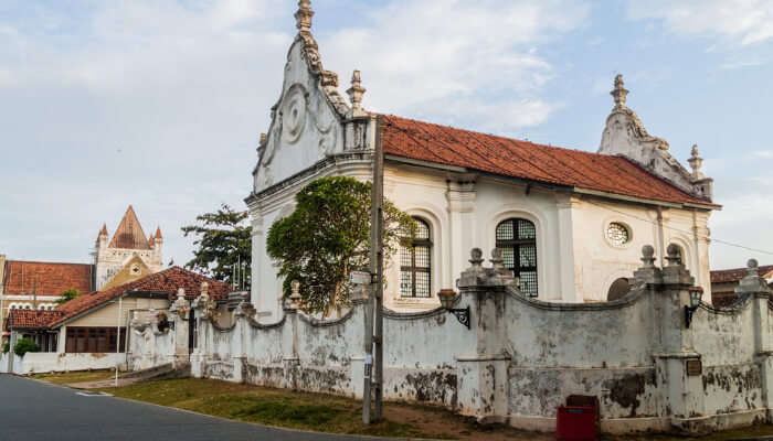 All Saints' Church, Galle