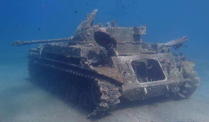 American M42 Duster tank