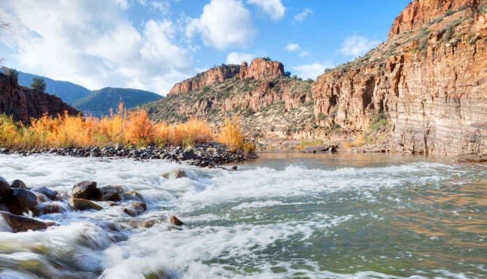 Apache Falls