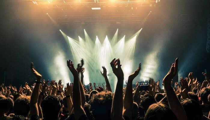 Arcadium Music Festival