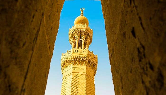 Bab Zuwayla Minaret