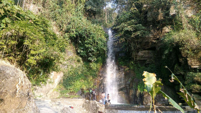 Bakthang Waterfall