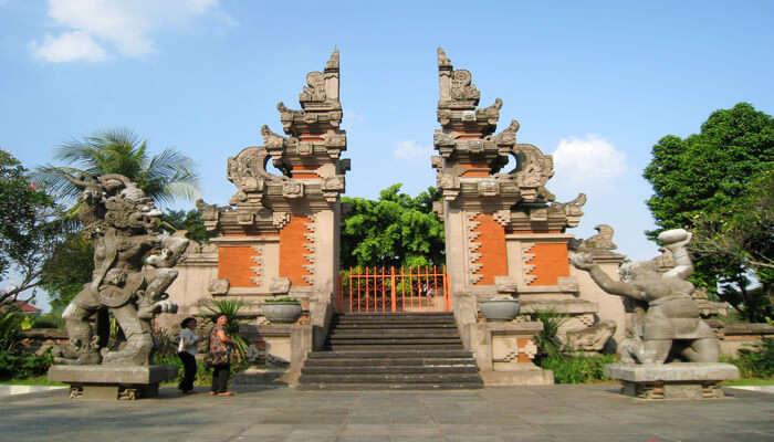 Bali Museum View