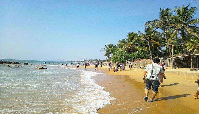 Beach Fun at Mount Lavinia Beach