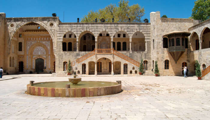 Beit Ed-Dine Palace