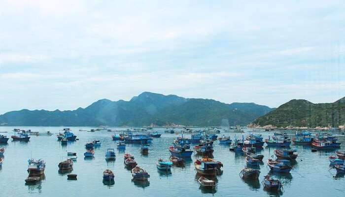 Binh Ba Island View