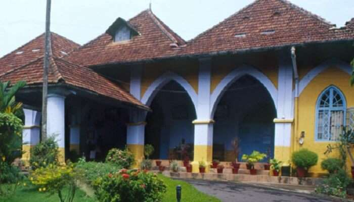 Bishop's House In Kochi