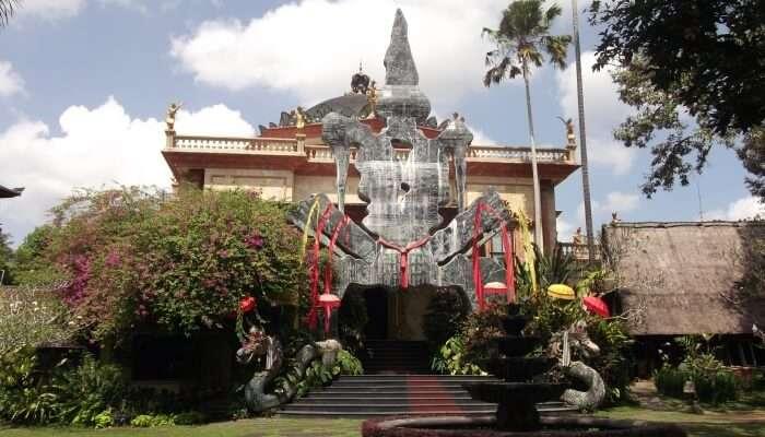 Blanco Renaissance Museum in Bali