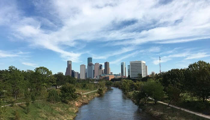 Buffalo Bayou Park View