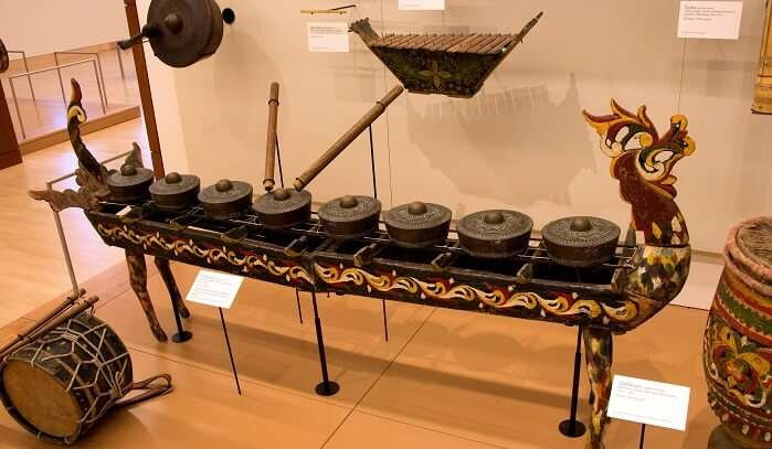 Calm Your Senses At Musical Instrument Museum