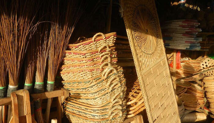 Cane and Bamboo Handicrafts