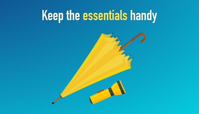 Carry An Emergency Kit 10