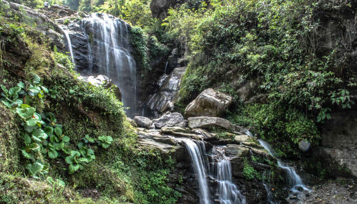 Chunnu Summer Waterfalls