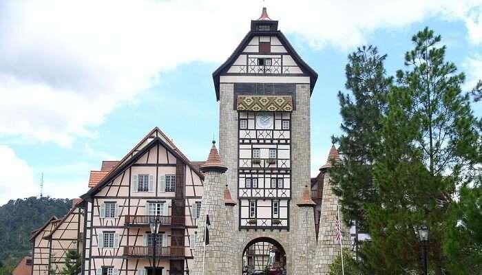 Colmar Tropicale French Village