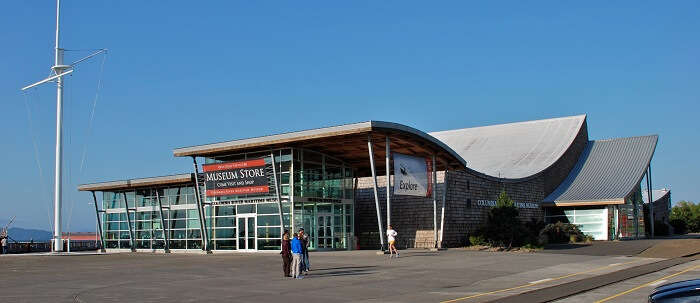 Columbia River Maritime Museum in 2012