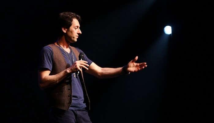 Max Amini - Persian American Comedian