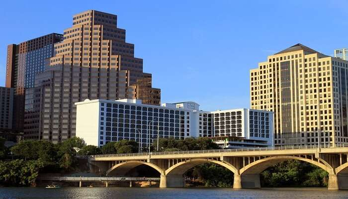 Congress Avenue Bridge View