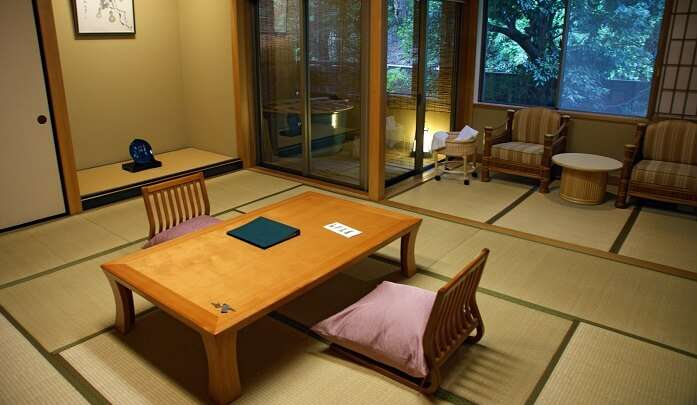 Consider Staying In Ryokan