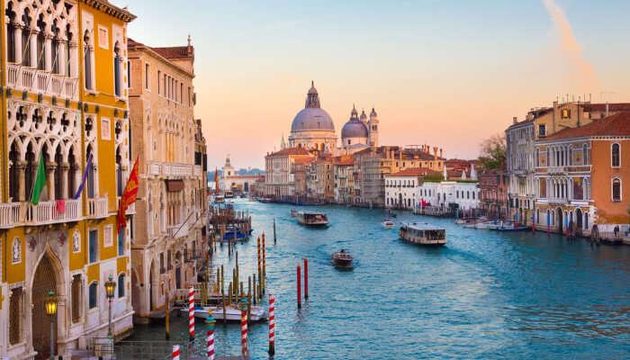 Cruises In Italy