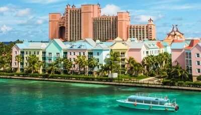building in Bahamas