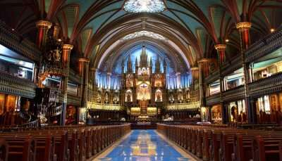 Best Churches in Montreal