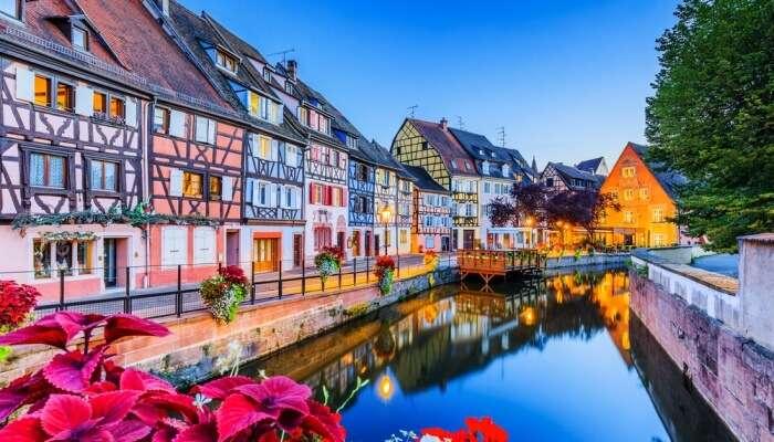 Very Beautiful European Villages