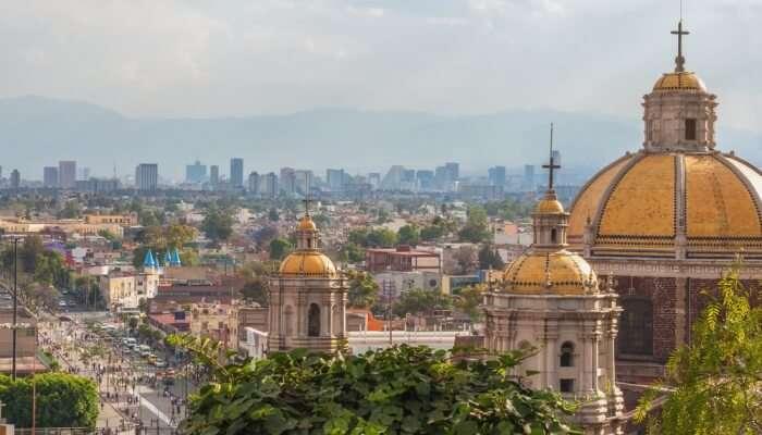 Beautiful Mexico in November