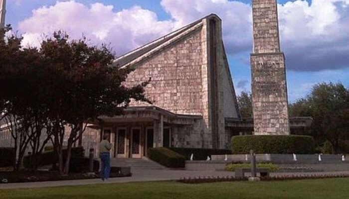 Dallas Texas Temple In Texas