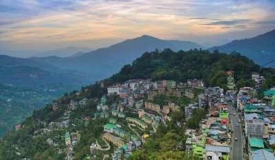 Darjeeling in October