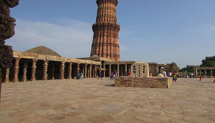 Qutub Minar Monument