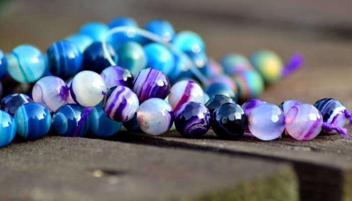 Dzi Beads