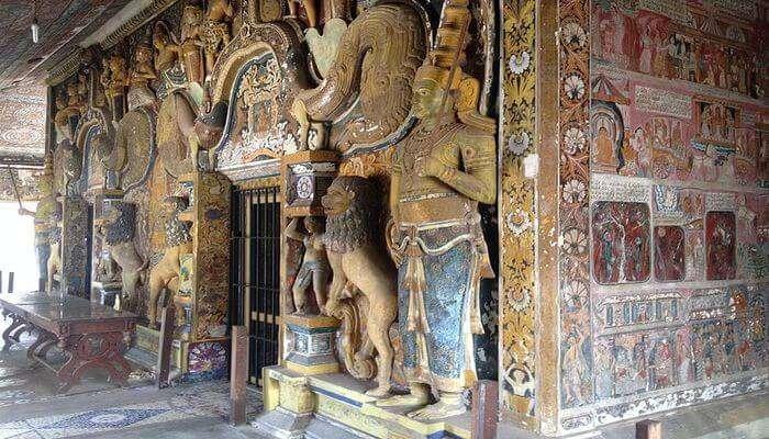 Explore Buddhism - Sri Subodharama Raja Maha Vihara