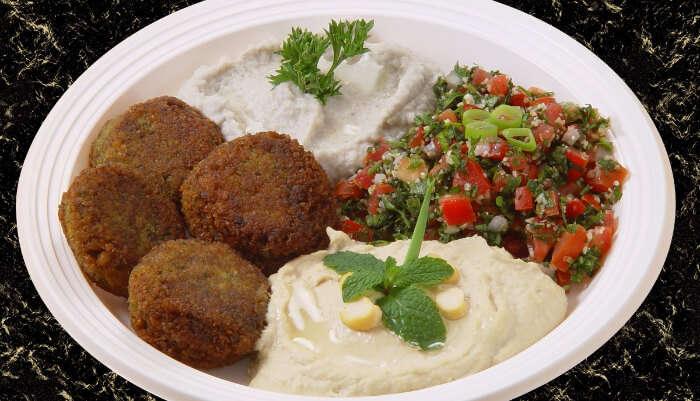 Falafel HaZkenim