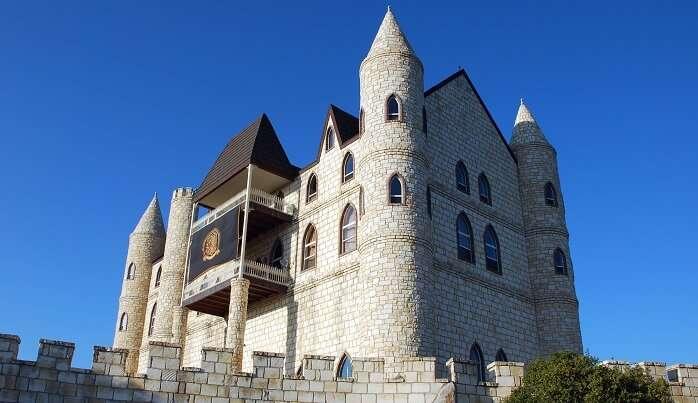 Falkenstein Castle