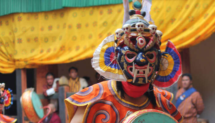 Festivals In Bhutan In October