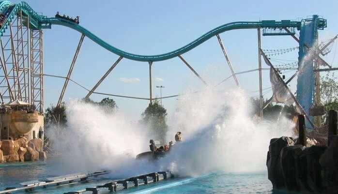 Flora Fantasia Amusement Park