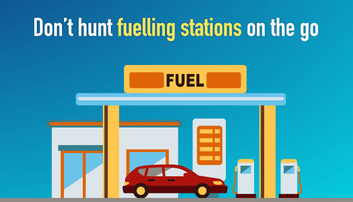 Fuel-Up Before Setting Off 4