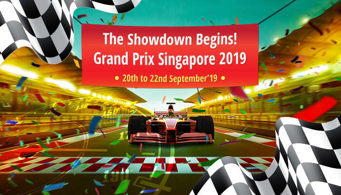 Grand Prix in Singapore