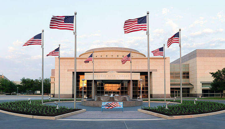 George-Bush-Presidential-Library-And-Museum1