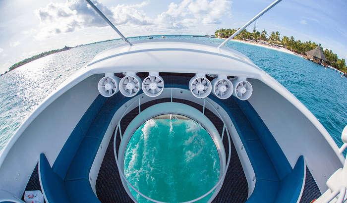 Glass Bottom Boat Rides