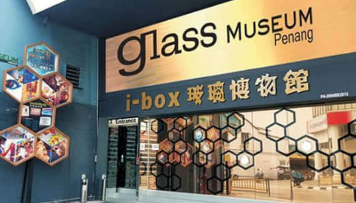 Glass Museum in Malaysia