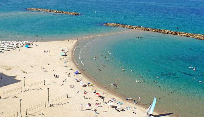Gordon Beach