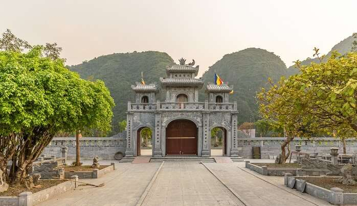 History Of Thai Vi Temple In Vietnam