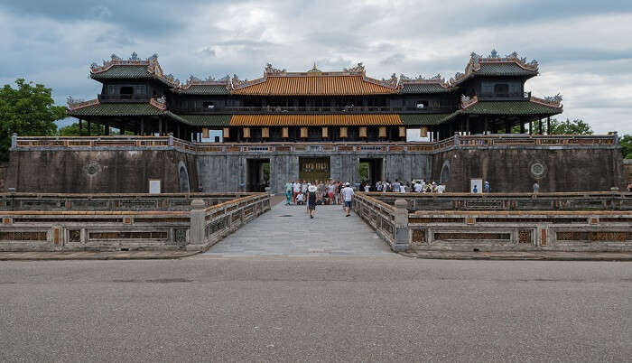 Citadel of Hue Vietnam