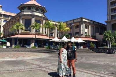cover - Kanchan trip to Mauritius