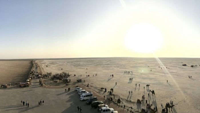 our trip were spent in the beautiful Kutch
