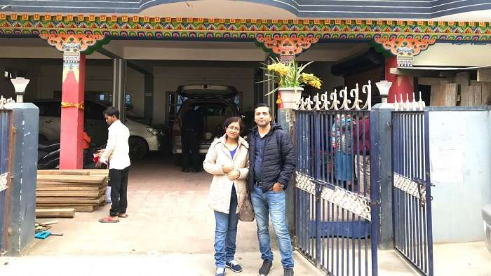 visited to best places in Tawang