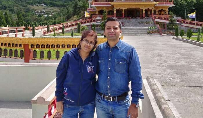 visited to so many places in Tawang