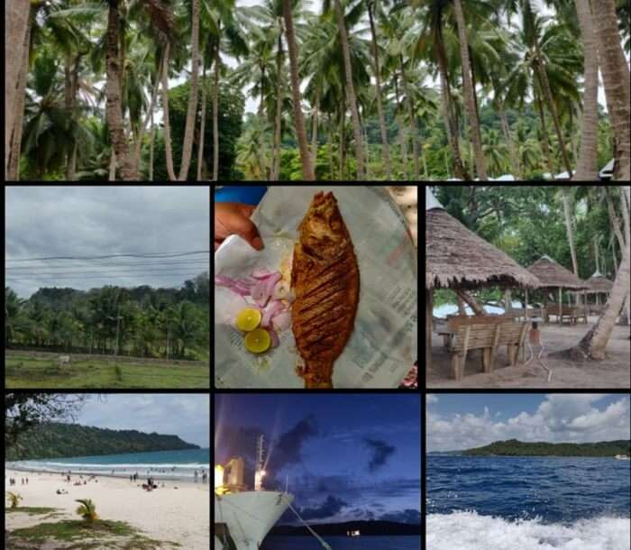 explore the beaches and foods of Andaman